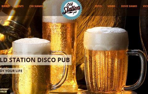 Site – old Station Pub Rome