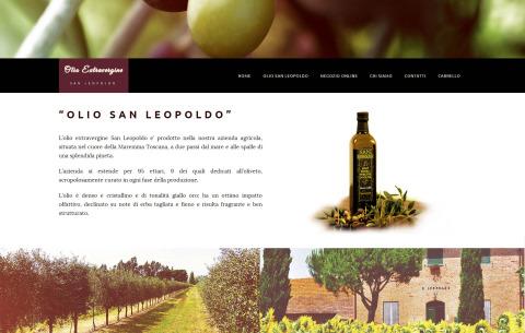 Site – Olio San Leopoldo
