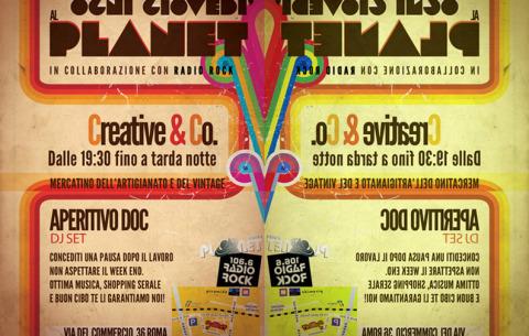 Creative – Flyer