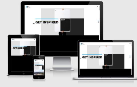 Responsive Design – Flat Design Site – User Friendly