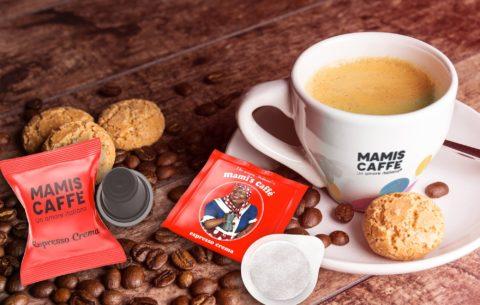 ADV – Mamis Caffè (Brand)