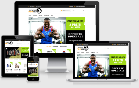 Sito Web – Fitness Point Limited