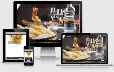 Sito Web – Sushi Koi